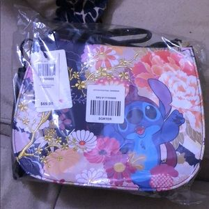 Disney stitch purse
